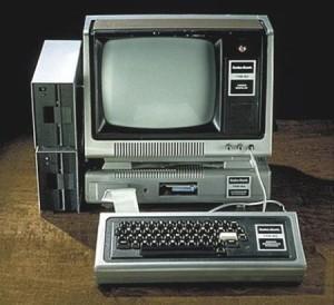 Gammal dator